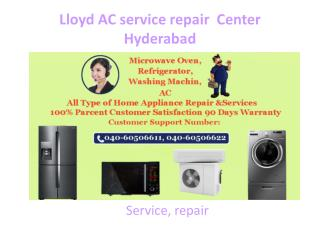 Lloyd ac service center hyderabad