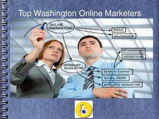 Top Washington Online Marketers