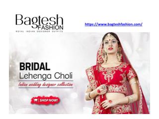 Indian wedding bridal dresses