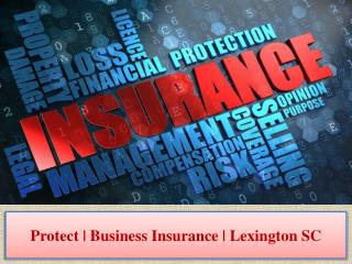 Protect | Business Insurance | Lexington SC