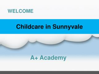 After School Sunnyvale | Childcare in Sunnyvale