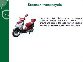 Roketa Scooter