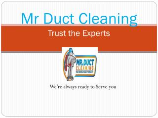 Ducted Heating Vents - Mr Duct Cleaning