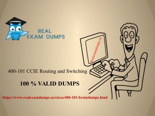Exact Cisco 400-101 Exam Qeustion - Cisco 400-101 Braindumps PDF Realexamdumps.us