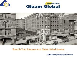 Browse Strategy for the Development with Gleam Global Services