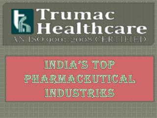 Indian Healthcare PCD Pharma