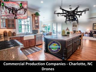 Commercial Production Companies - Charlotte, NC Drones