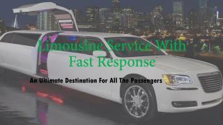 Exceptional Limousine Service Covington LA