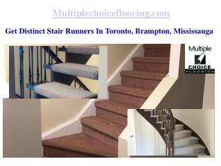 Cheap Stair Runners In Toronto