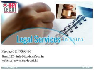 Legal services in delhi