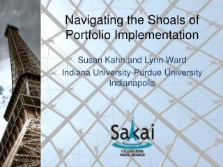 Navigating the Shoals of Portfolio Implementation