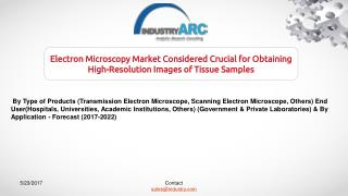 Electron Microscopy Market Fundamental for Drawing at One-Nanometer Length Scale