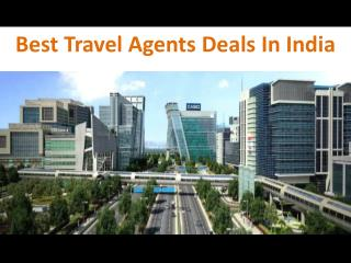 All Inclusive Travel Packages with Travel Agents in Gurgaon