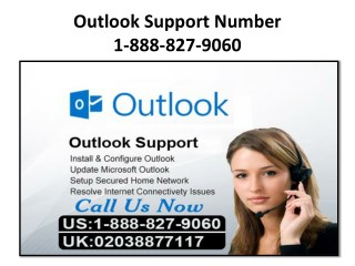 Outlook Support and  Outlook customer service