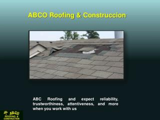 Hire a Beaumont Roofer Today