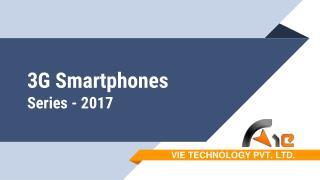 3G Smartphones Manufacturer