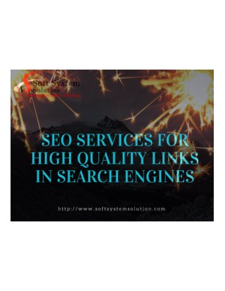Seo Services In NYC For High Quality Links In Search Engine