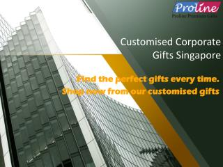 Customised Corporate Gifts Singapore