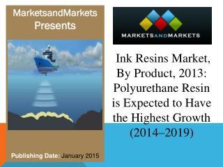 Ink Resin Market