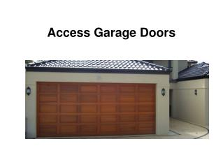 Get the Best Garage Doors in Langwarrin South!