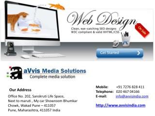 best website design services in pune india