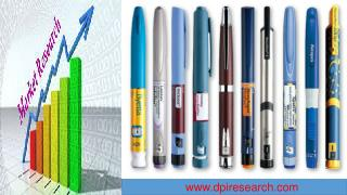 DPI Research: Insulin Pen Market to Reach USD 12 Billion by 2022