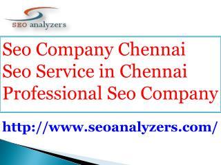 Seo Company Chennai | Seo Service in Chennai | Professional Seo Company