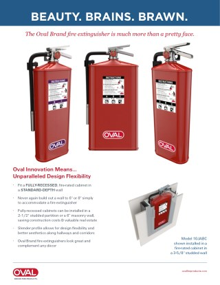 Fire Extinguisher Cabinets, Covers & Stands in New York (NY)