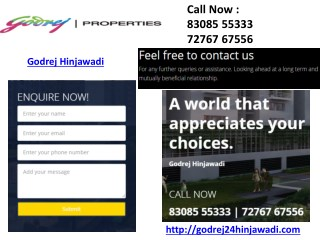 Godrej 24 hinjewadi Pune- Offering New 2 and 3 BHK Luxury Flat i n Hinjewadi area