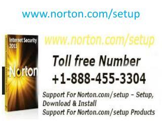 Norton Antivirus Setup