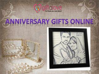 Buy Anniversary Gifts Online at Giftalove