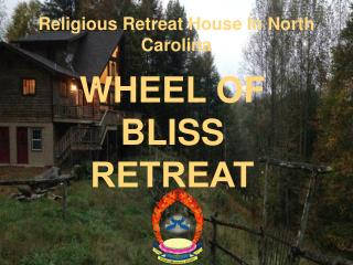 Retreat House North Carolina