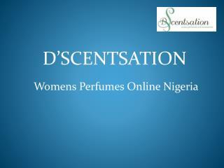 Womens Perfumes Online Nigeria