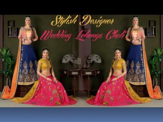 Designer Lehenga Designs: Indian Lengha Choli & Party Wear Indo Western Lehnga With Latest Patterns