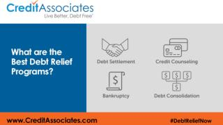 Government Debt Relief Program - Credit Associates