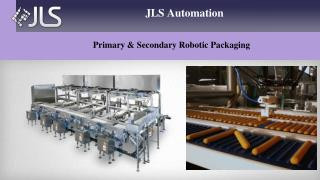 Tray Loading Systems JLS Automation