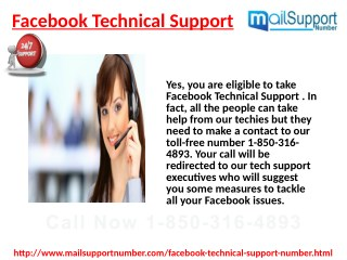 Is Facebook Technical Support 1-850-316-4893 an ultimate guide for beginners?