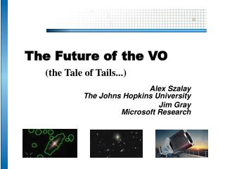 The Future of the VO