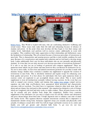 http://www.realsupplementfacts.com/enduro-force-reviews/