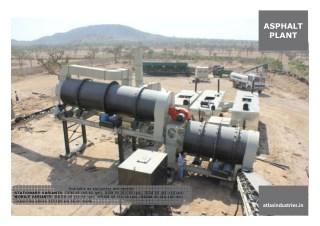 Asphalt Drum Mix Plant - Manufacturer by Atlas
