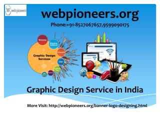 Graphic Design Comapny | Logo Design Service in India