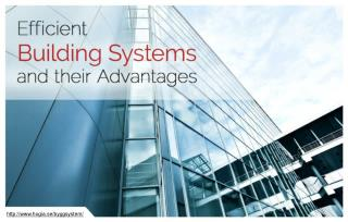 Everything You Need To Know About Efficient Building Systems