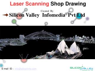 Laser Scanning Shop Drawing - Silicon Valley
