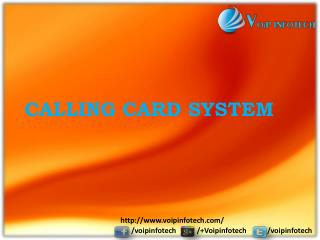Increase efficiency of your VoIP business with VOIP calling card