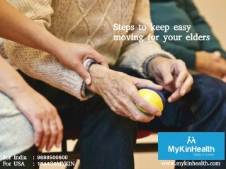 Safety way to take care of your elders @ MyKinHealth
