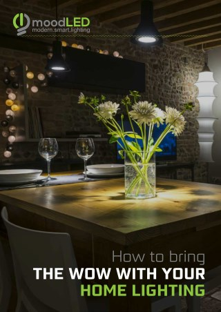 Modern Mood LED Lighting Suppliers in Sydney