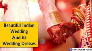 Indian wedding & it's wedding dresses