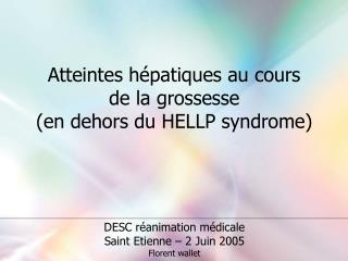 DESC r animation m dicale Saint Etienne   2 Juin 2005 Florent wallet