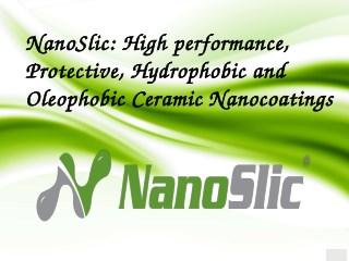 Nano Coating Technology