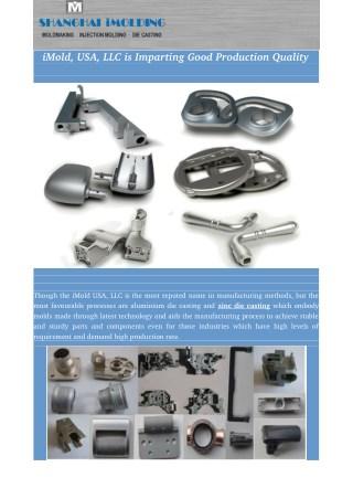 Aluminium Die Casting Process